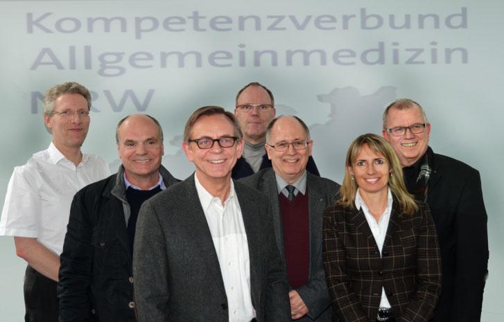 Kompetenzverbund Allgemeinmedizin - Leiter